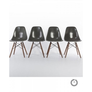 eames, chaise eames, chaise herman miller,